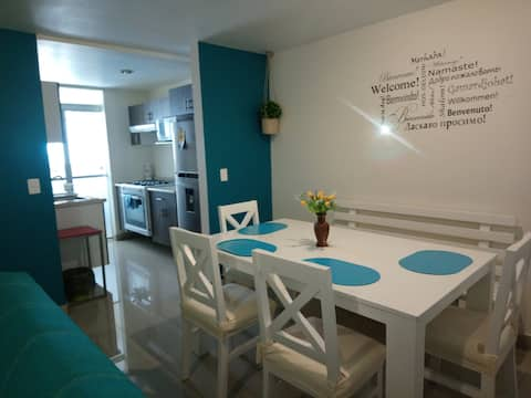Comfortable suitable apartment just as you need it
