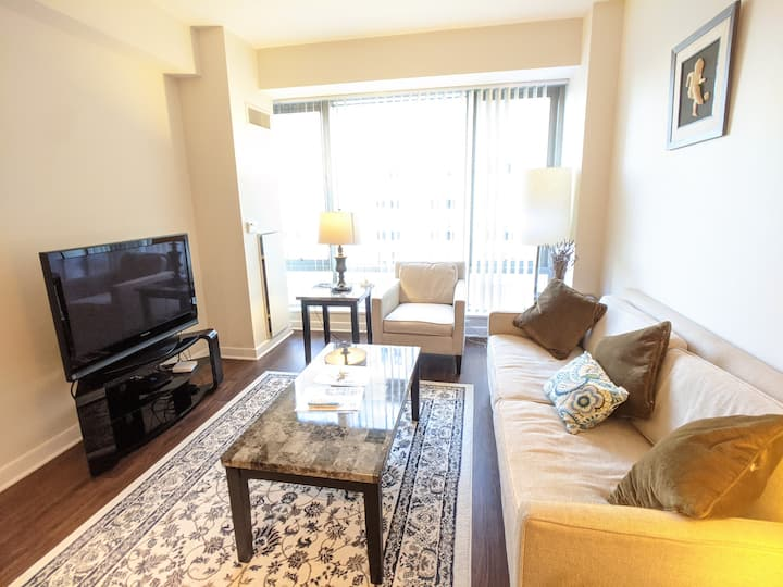 Quite 1 Bd Apt near Massachusetts General Hospital