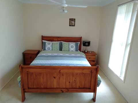 Quiet spacious granny flat on Central Coast