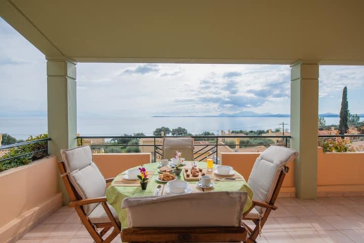 Riviera Barbati - Seaview Villa Katerina