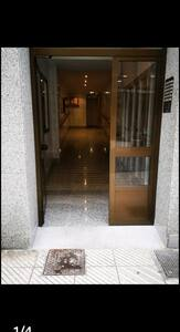 portal del edificio