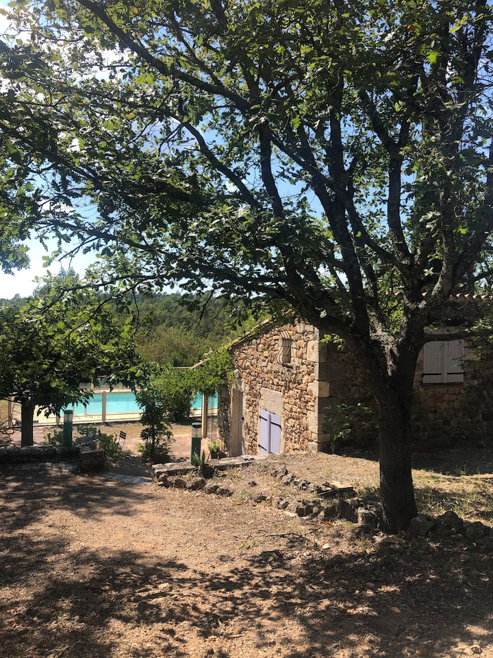 Cosy Bergerie on 1,5 ha Provence, South of France