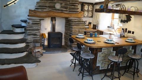 Lumbung Abad ke-16 - Snowdonia -Mawddach - Tidur 3