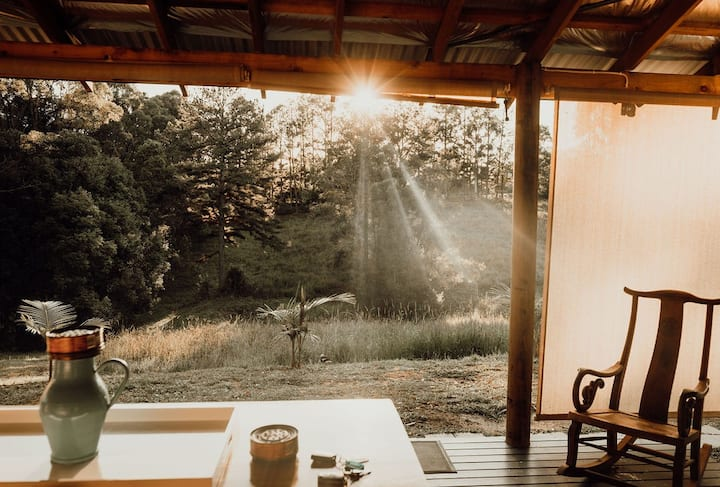 Quirky Abode in the Byron Bay Hinterlands