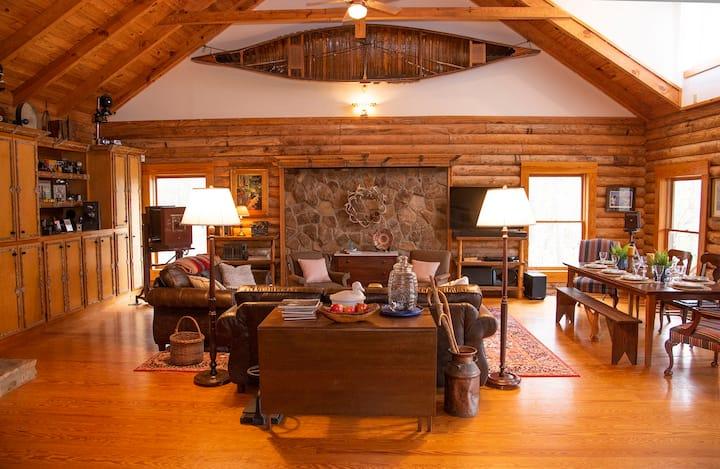 Oak Ridge Lodge, near Athens, Ga.