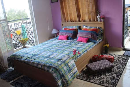 Divbnb : Entire 3 BHK apartment in Whitefield