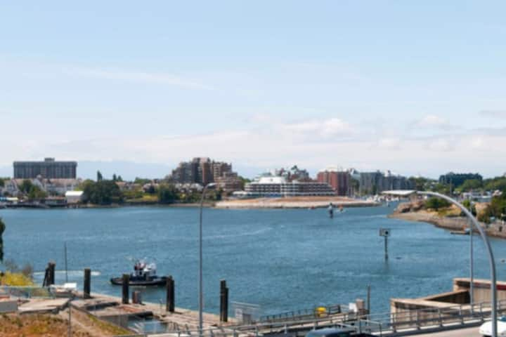 Best Waterfront Downtown Location in Victoria