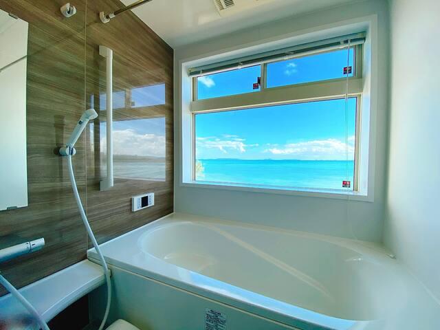 -65 Super Luxury Ocean View・ONNA/90㎡/BBQ service