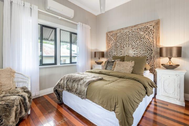 Classic Queenslander home