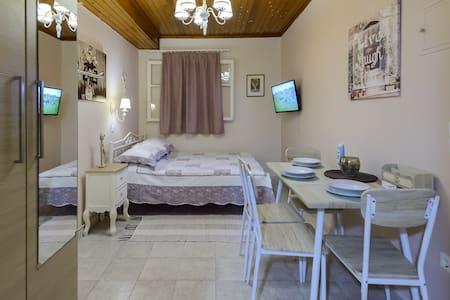 Ρομαντικό διαμέρισμα, Παλιά Πόλη της Κέρκυρας.