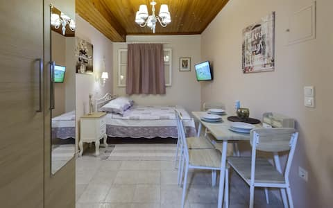 Romantic apartment in Old Town of Corfu.