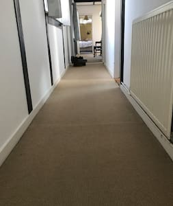 No steps to main areas of house