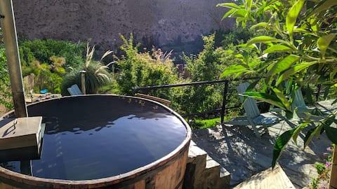 Wellness Refugio 1 Pisco Elqui, lugar de relajo