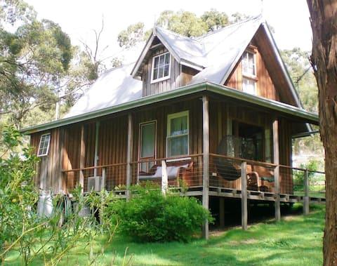 Mount Cole Cottages - Original Cottage