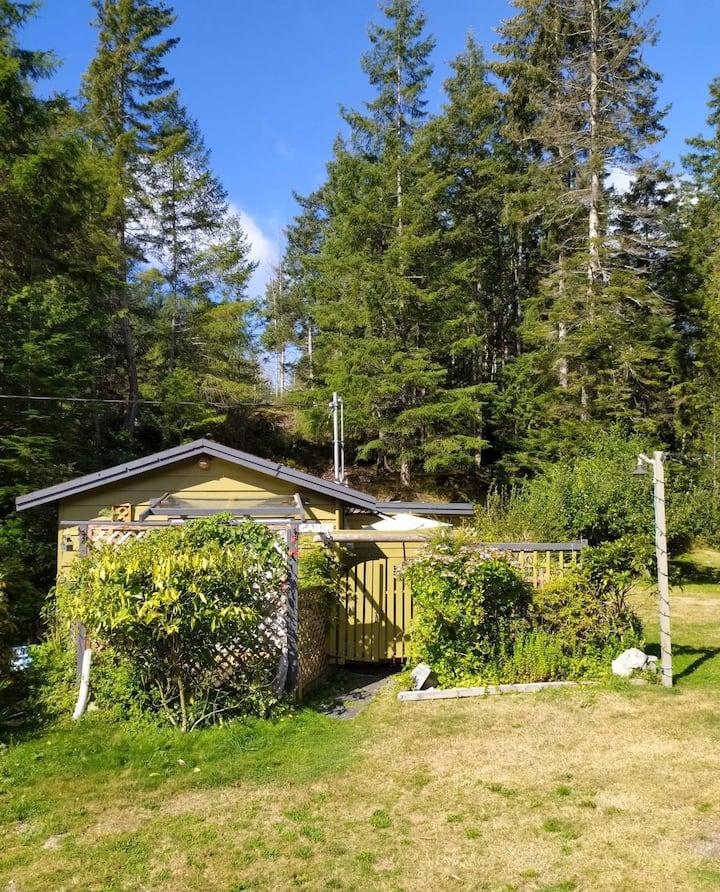 Lily Lake Rock Cabin