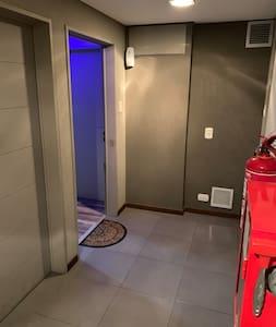 Entrada al apartamento.