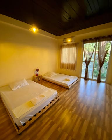 Third Room - 2 Double Beds