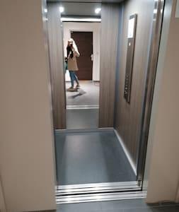 Accès par ascenseur aux dernières normes