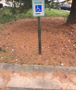 Parking for disabled person or owner's private parking space is available for guests as necessary.