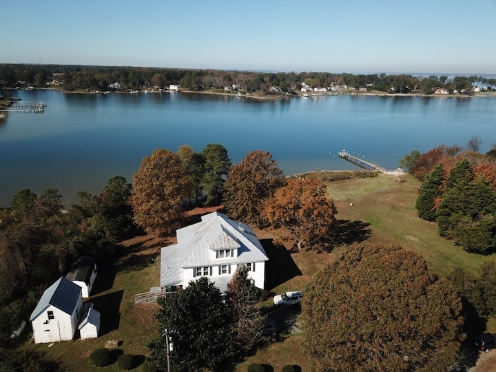 Camp Rappahannock - Deltaville Waterfront Living
