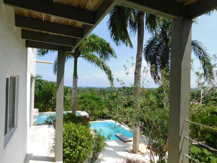 Villa Luna, escape to the tranquil  country side