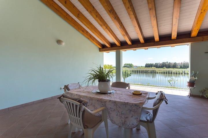 Villa in laguna a Marano Lagunare