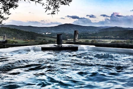 VILLA ANNA,rilassarsi  tra Umbria e Toscana