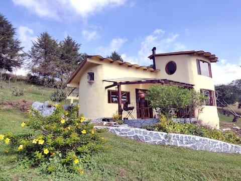 Vacation village - 23 acres estate in Xico, Ver.