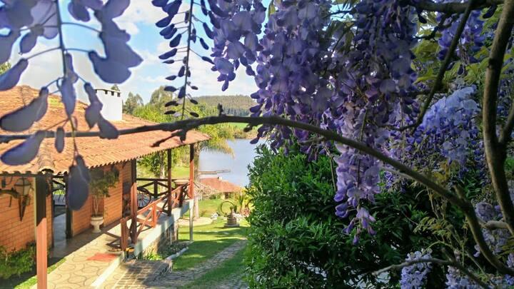 Casa de Campo - Encosta do Aconchego - Lages -SC