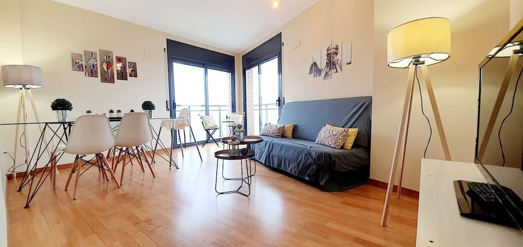 Bel appartement superbes vues et emplacement