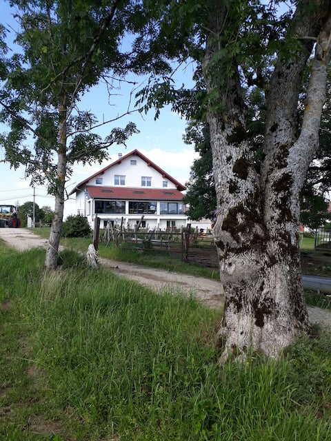Apartment 100 m² in the Haut Doubs