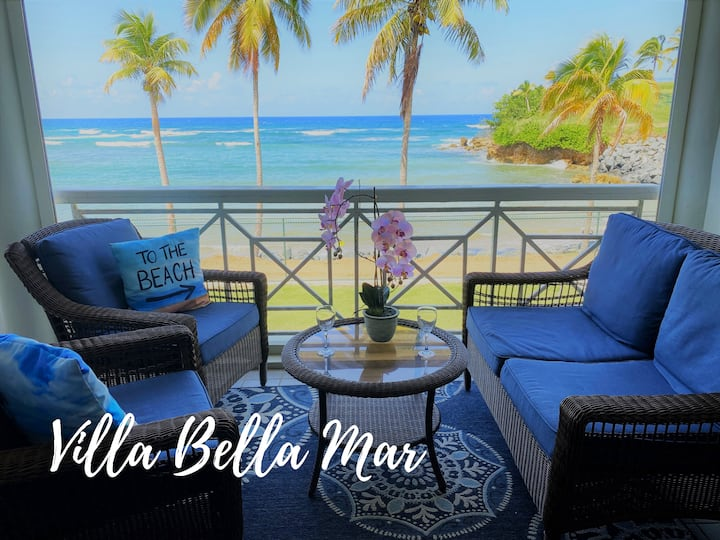 Bella Mar, Panoramic Ocean Views in resort area