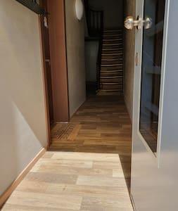couloir bien large