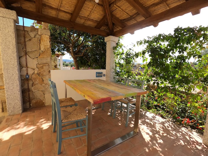 Casa BLU - Is Pillonis - Porto Pino