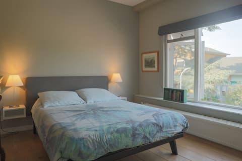 Hyggeligt værelse 1 i gæstehus