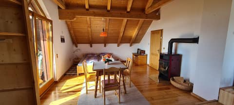 Relaxing in a quiet location Wf 150m2, Private room