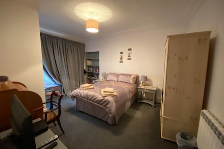 Stylish Period Town Centre Flat - 2nd Floor