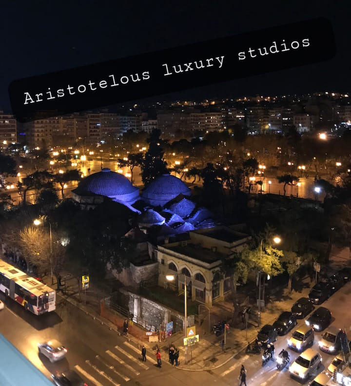 Aristotelous luxury studio #2