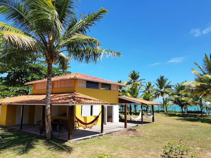 Casa na Praia 3/4, Ilha Itaparica, Condominio