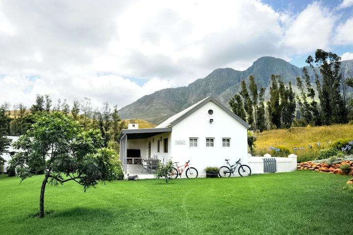 Hemelsbreed farm Witpeer cottage