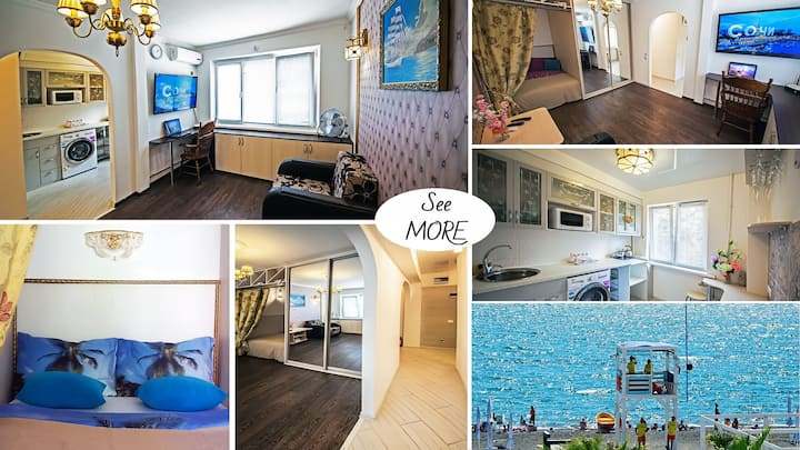 Апартаменты на Воровского-19 Самый Центр! See MORE