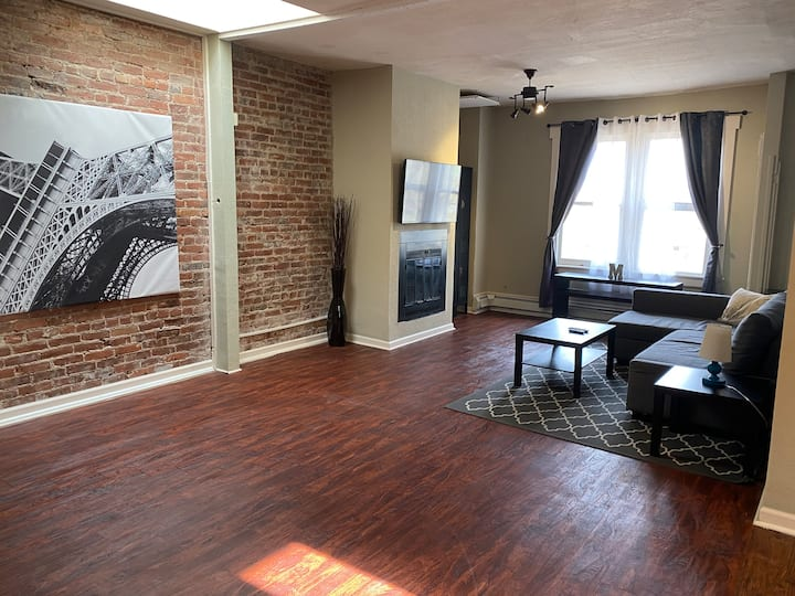 Large Skylight Condo in RiNo