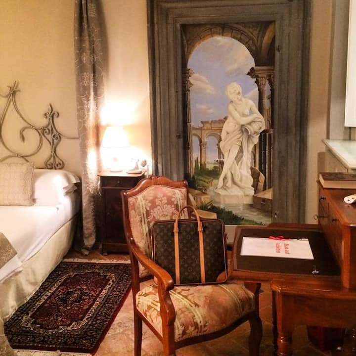 Prestige Suite con Sauna in Cortona