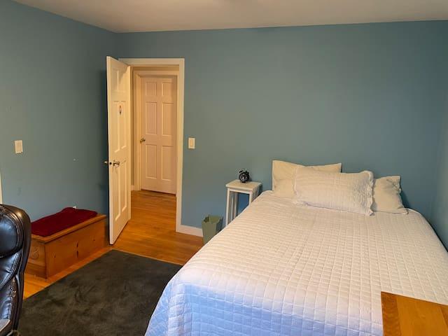 Bedroom #2 Queen size Bed