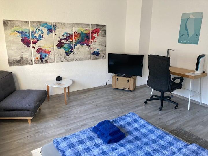 A wonderful, modern flat in the heart of Bochum
