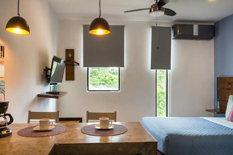 📷Studio Apartment close to the beach⭐Adults Only