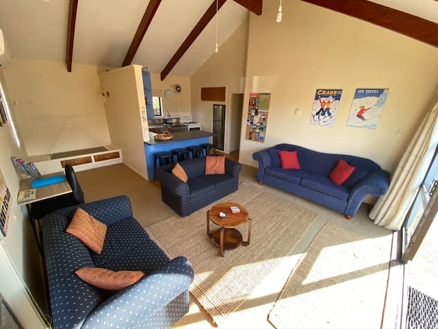 Central Methven, stay at The Chalet