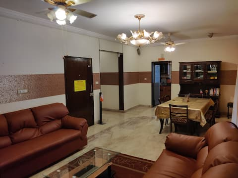 Blissful Home..NK Close to Commercial Street....