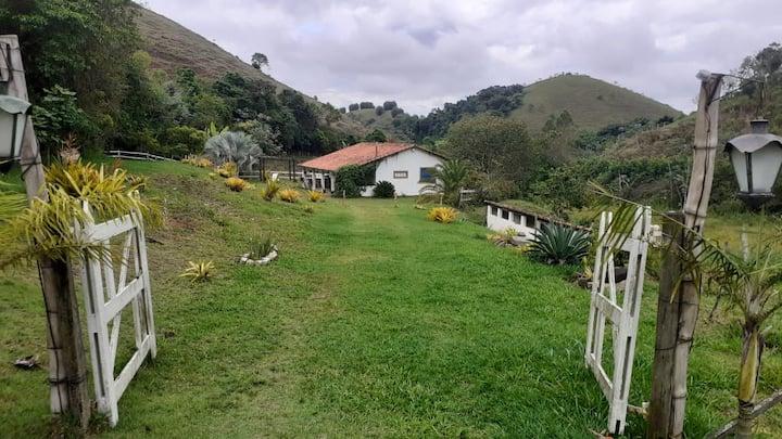 Casa Aconchego-Serra da Bocaina- S Jose Barreiro