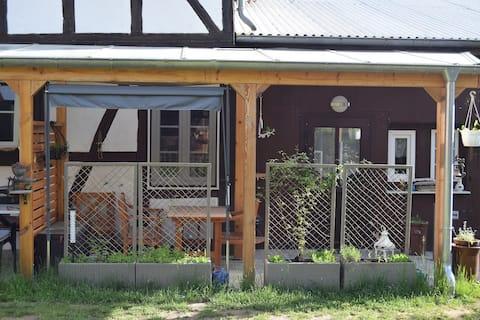 """Urlop raj Schneidemühle """"Im Schwalbennest"""""""